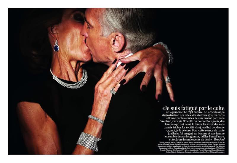 Fotografia Sensual Casal Mais Velho