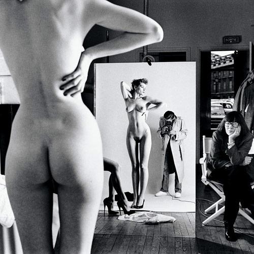 Fotografia de Helmut Newton