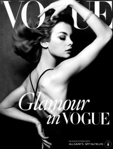 Revista Vogue - Glamour in Vogue