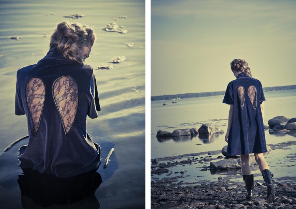 Fazer um Book de Mulher com Fotografias na Praia