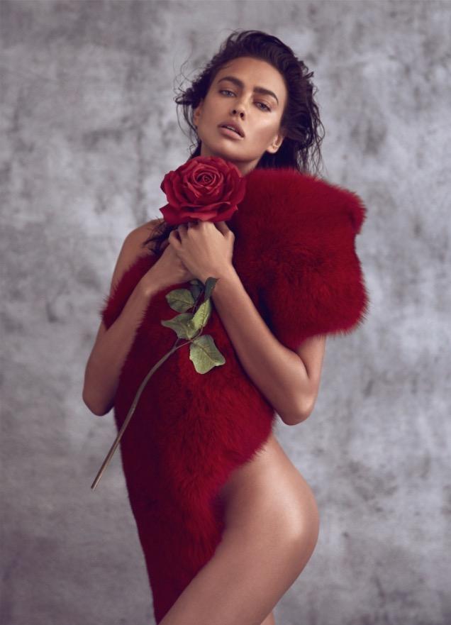 Irina Shayk-sessao-nu-artistico