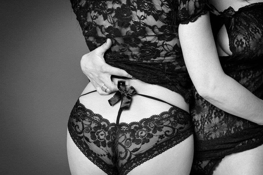 Sessão Fotográfica - Duas Mulheres